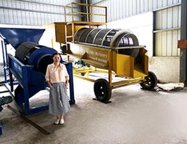 选金设备,电选机,摇床,圆筒筛,洗矿机,赣州格林矿山机械有限公司